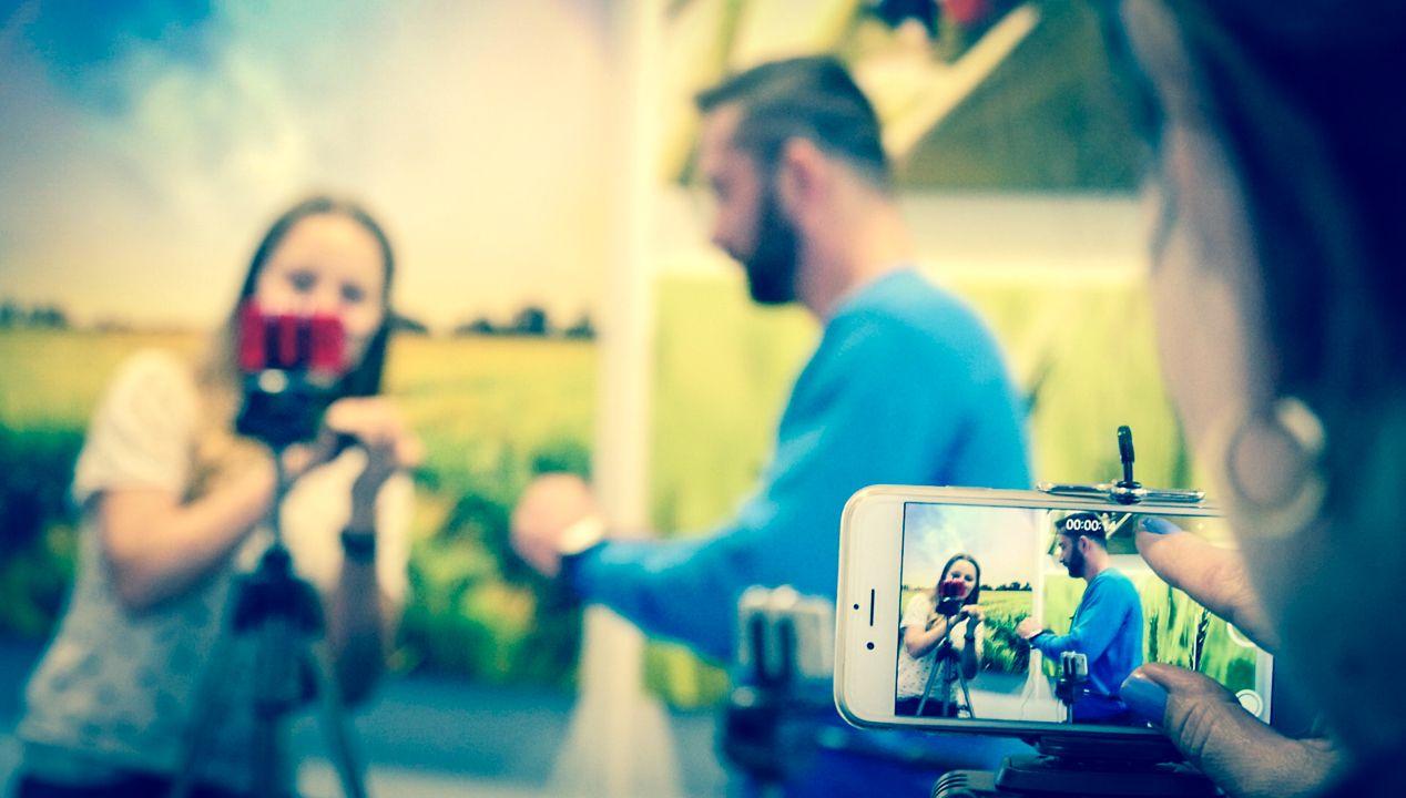 warsztat mobile wideo aktren