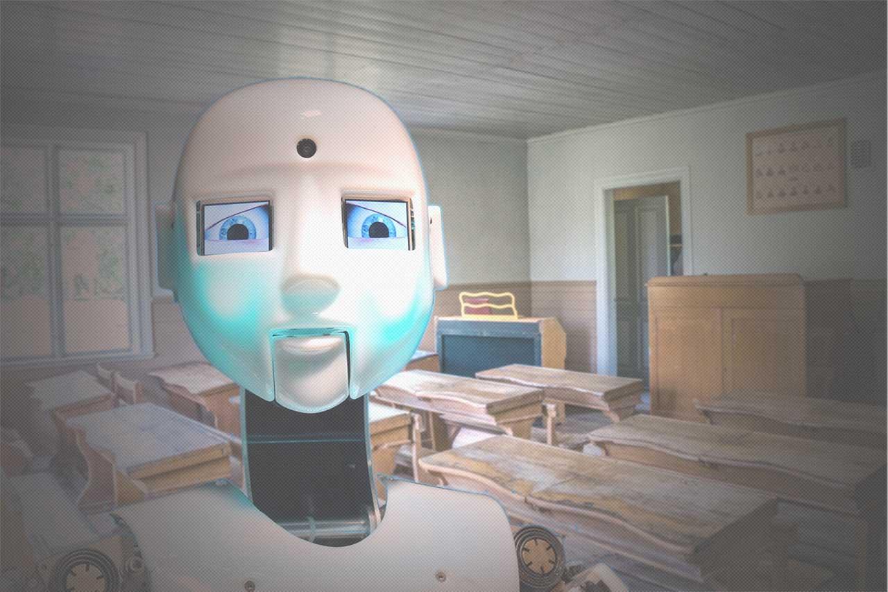 Piotr Maczuga - Robot-Nauczyciel - Sztuczna Inteligencja