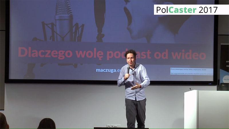 Piotr Maczuga Na Polcaster 2017