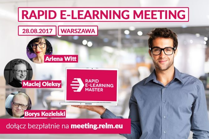 Rapid E-Learning Meeting