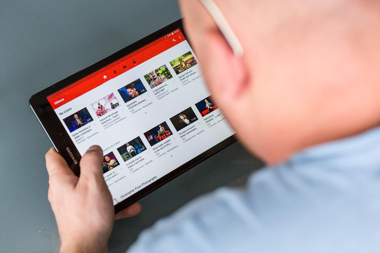 Problemy z YouTube