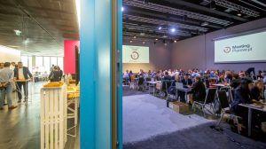 Piotr Maczuga na Meeting Planner Fast Date w Digital Knowledge Village