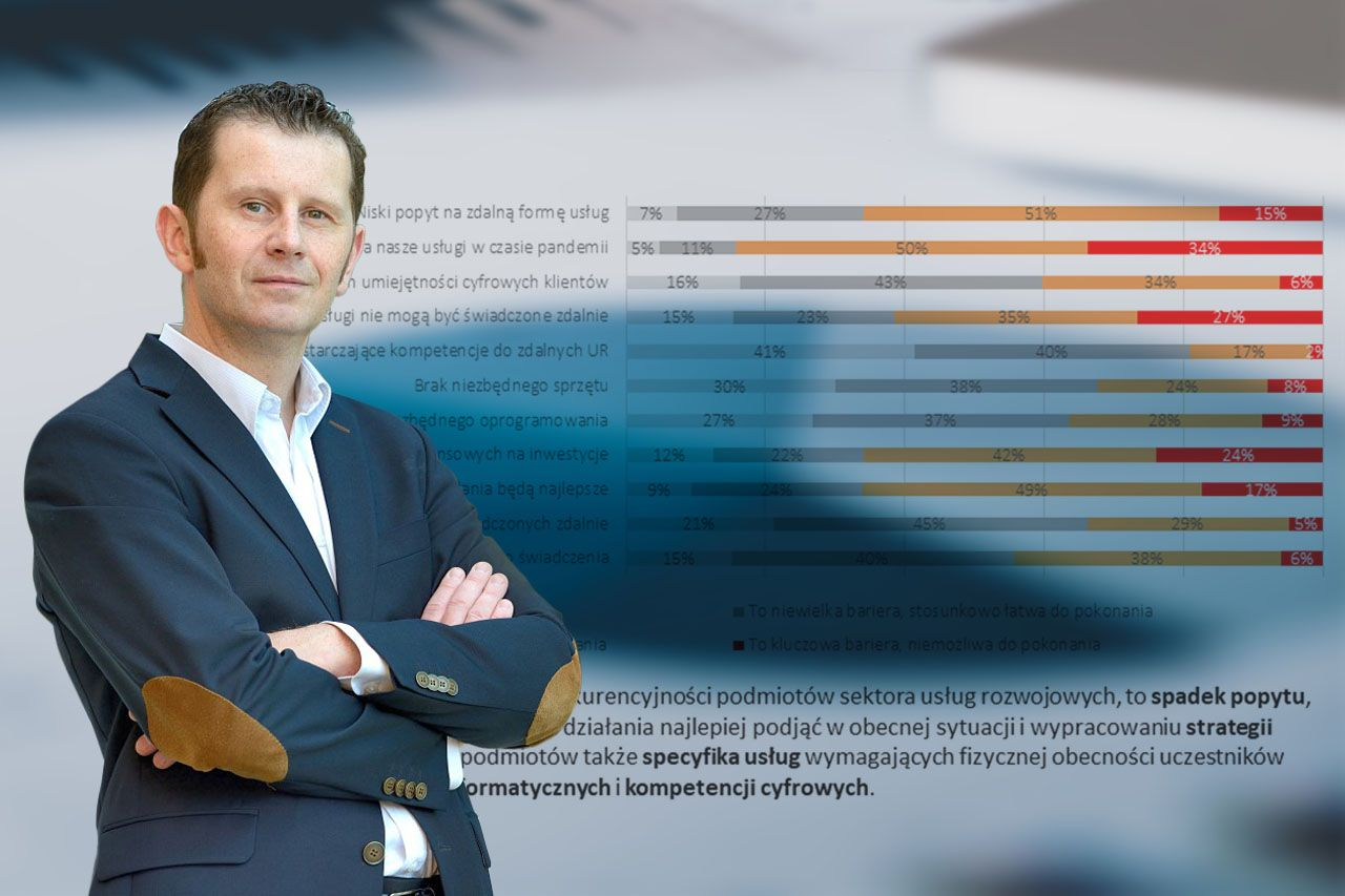Piotr Piasecki Kryzys na rynku szkoleniowym