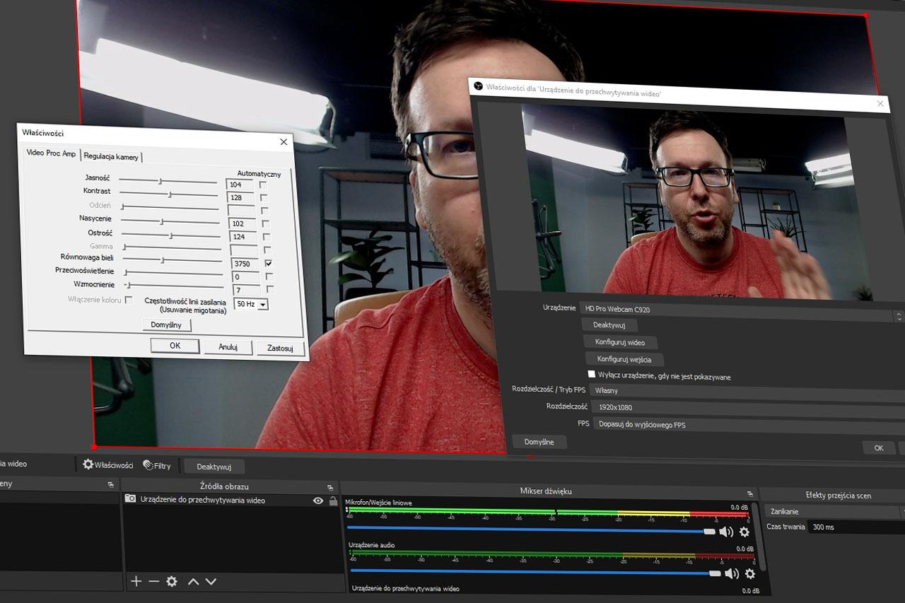 Jak ustawić kamerę internetową